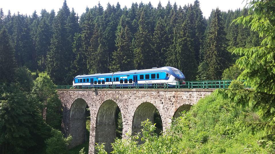 Viadukt v Perninku | Aktivní Pernink