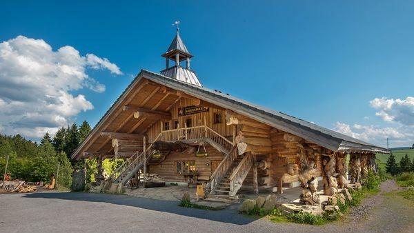 Grosse Hütte | Andreas Martin