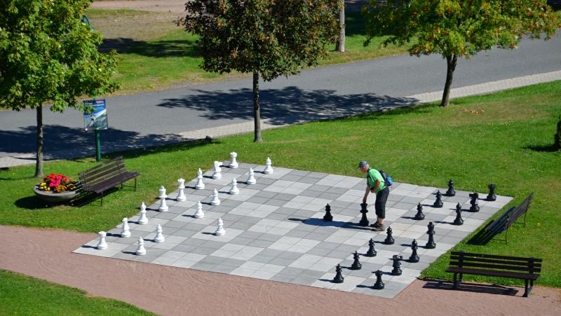 Zahrajte si šachy