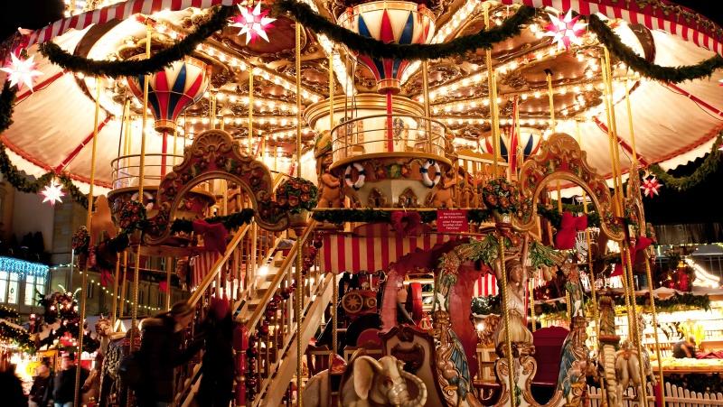 Vánoční trhy v Drážďanech | Krušnohorci