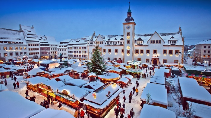 Freiberger Christmarkt