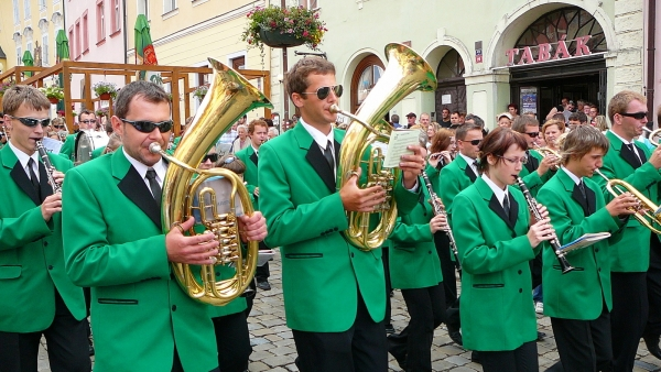 Mezinárodní festival mládežnických dechových orchestrů FIJO Cheb