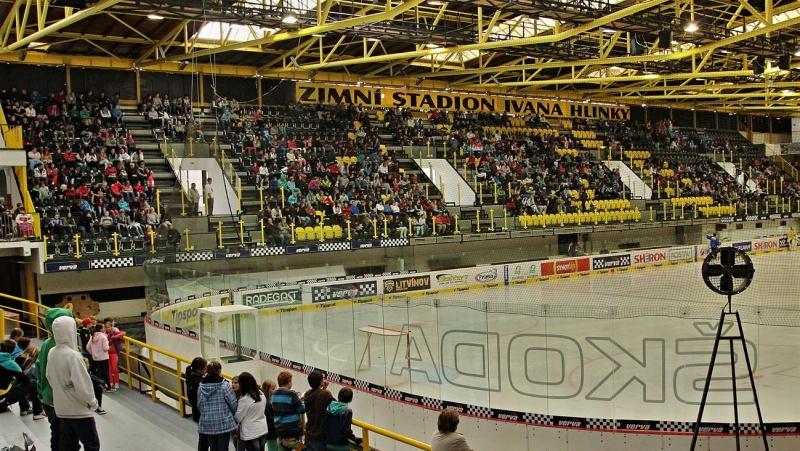 Stadion Ivana Hlinky  |  MÚ Litvínov