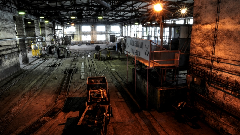 Důl Centrum | Jan Hodač