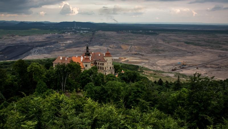 Kontrasty industriální krajiny | Jan Hodač