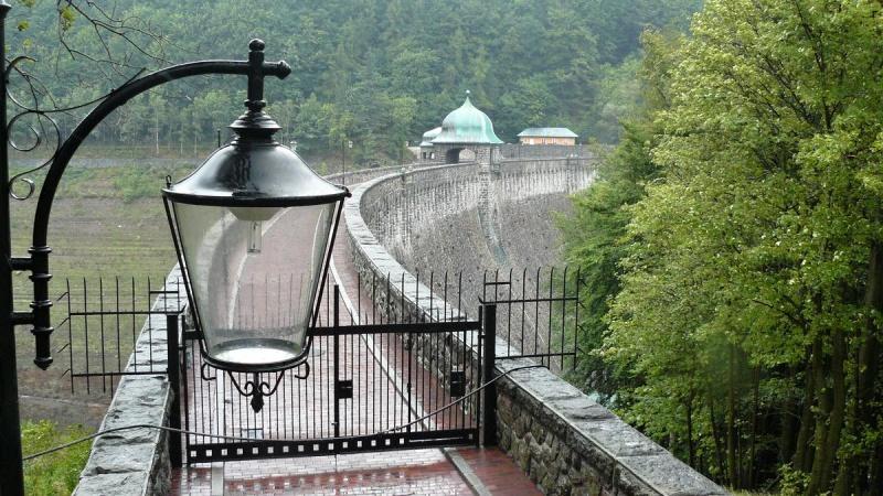 Vodní nádrž Janov - Křižatky | Krušnohorci