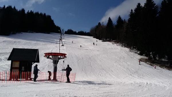 Skiareál Náprava