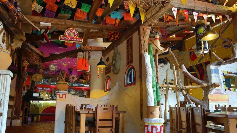 Mexická restaurace Pepe Lopez