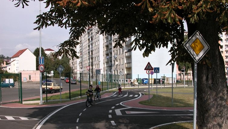 Dopravní hřiště Prosetická | MP Teplice