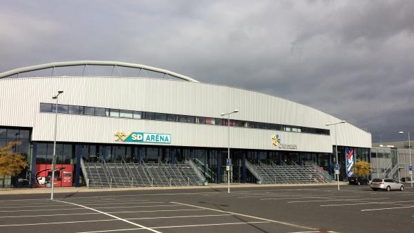 SD Aréna Chomutov  |  Krušnohorci