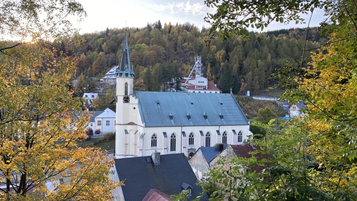 Kostel svatého Jáchyma a svaté Anny v Jáchymově