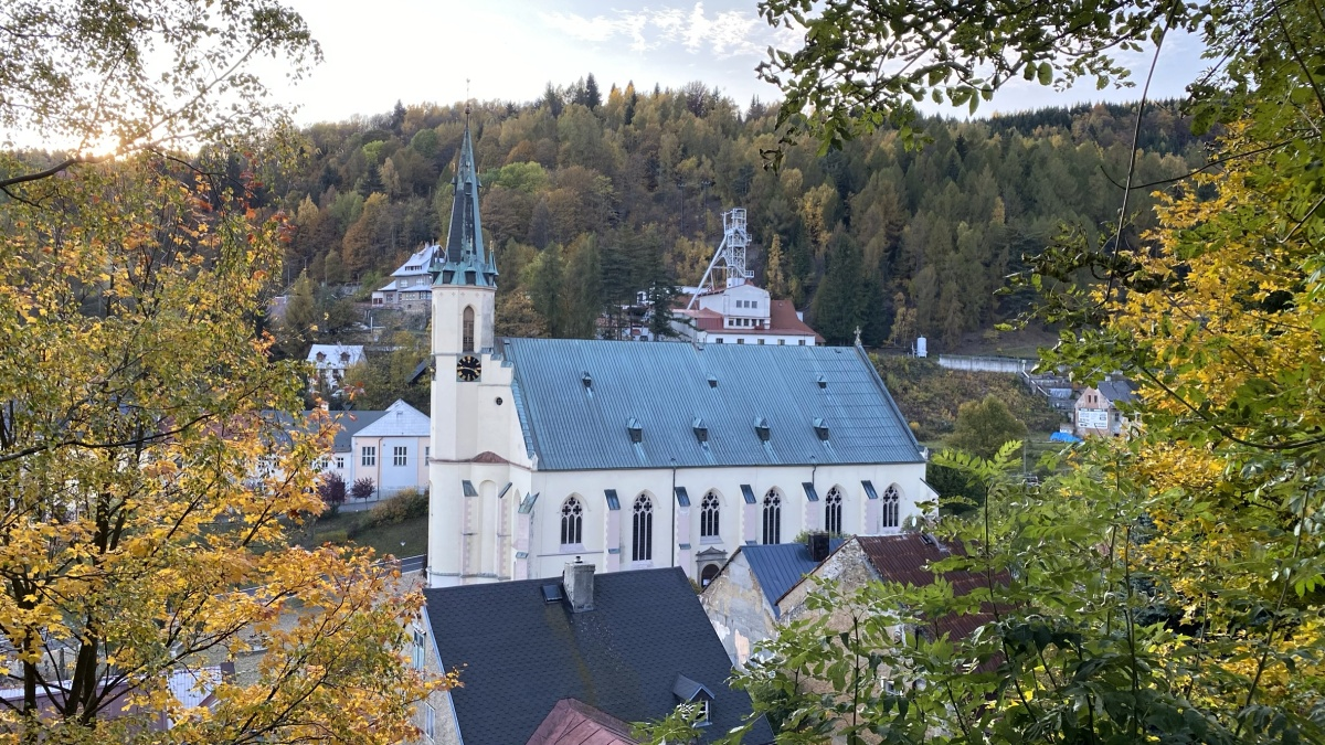 Kostel svatého Jáchyma a svaté Anny