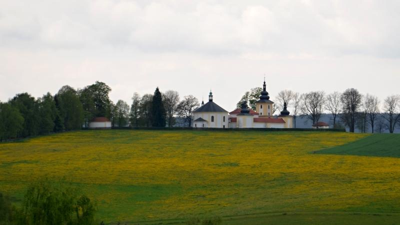 Poutní areál Maria Loreto ve Starém Hrozňatově