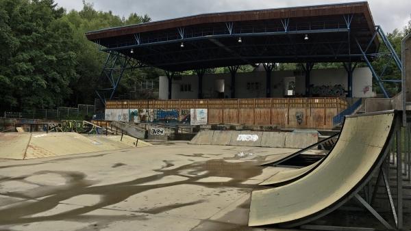 Skatepark a street workout hřiště Eldorádo