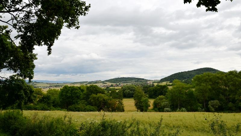 Přírodou obce Hrobčice