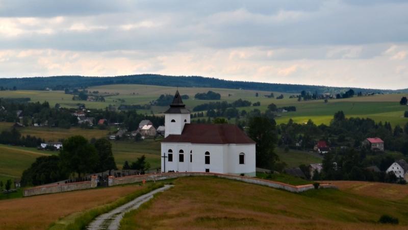 Kostel svatého Václava v Kalku