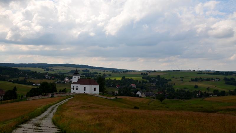 Kostel svatého Václava v Kalku   Krušnohorci