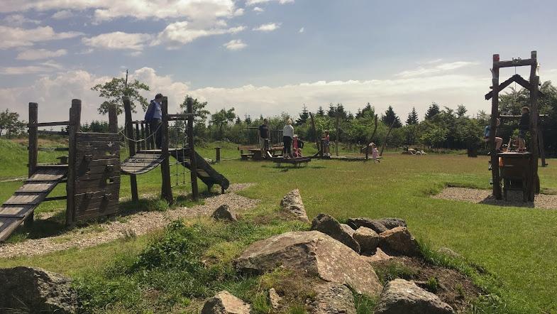 Hřiště na Lesné | Krušnohorci
