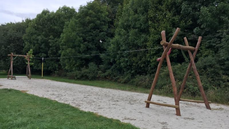 Olejomlýnský park | Krušnohorci