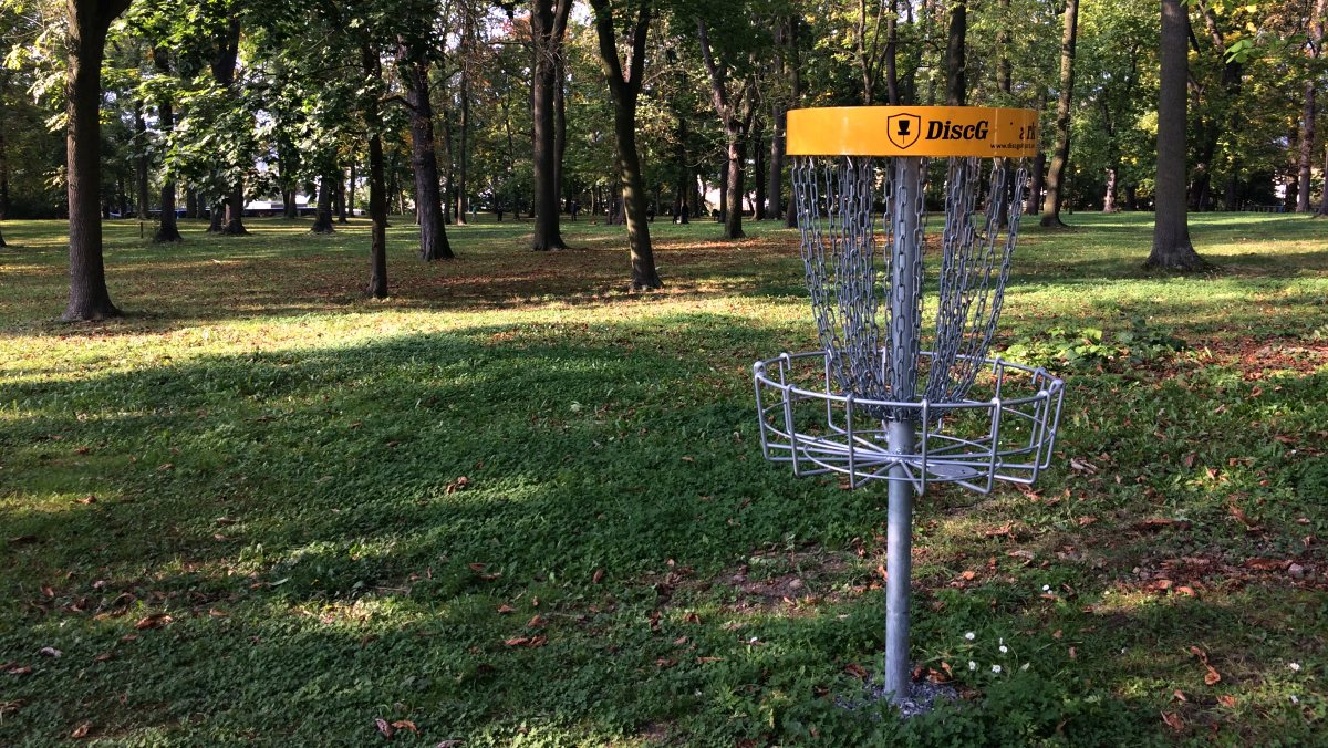 Discgolf Teplice