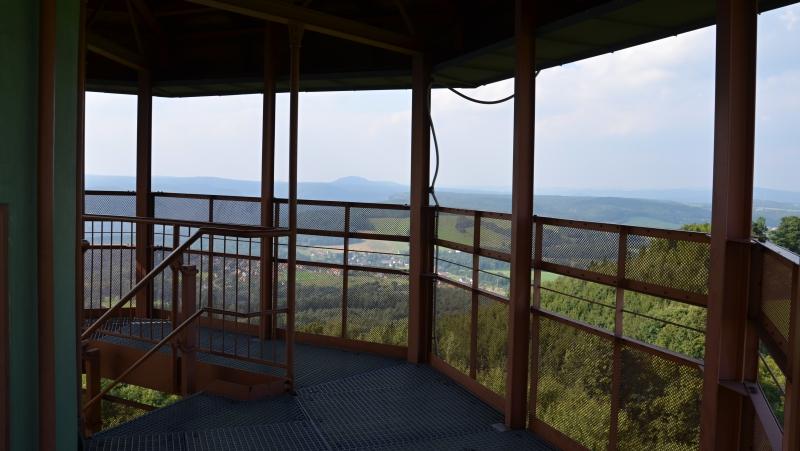 Rozhledna Sokolí vrch