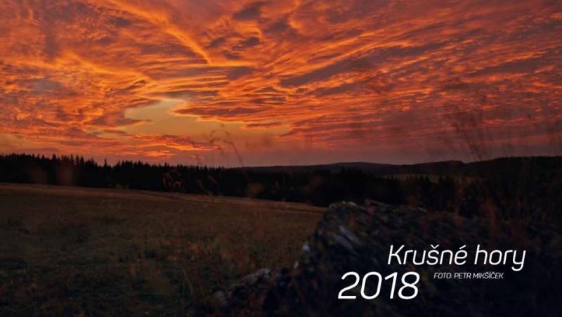 Kalendář Živé Krušné hory 2018