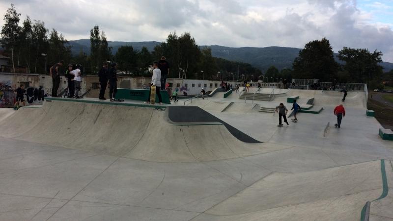 Skatepark Teplice Anger