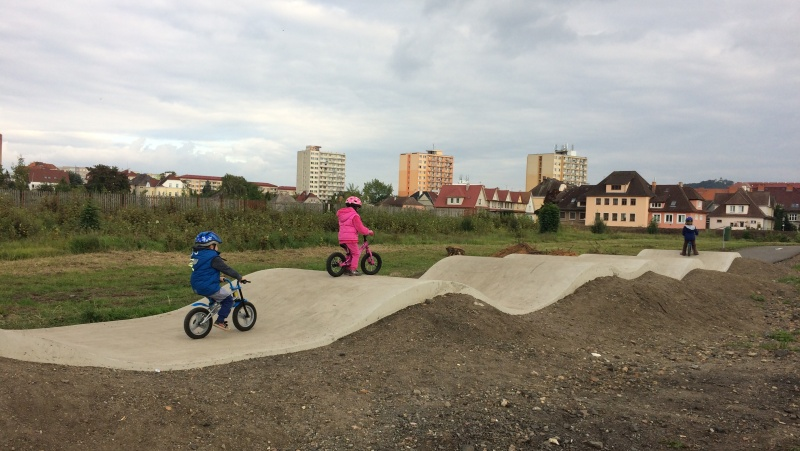 Pumptrack Skatepark Anger Teplice   Krušnohorci