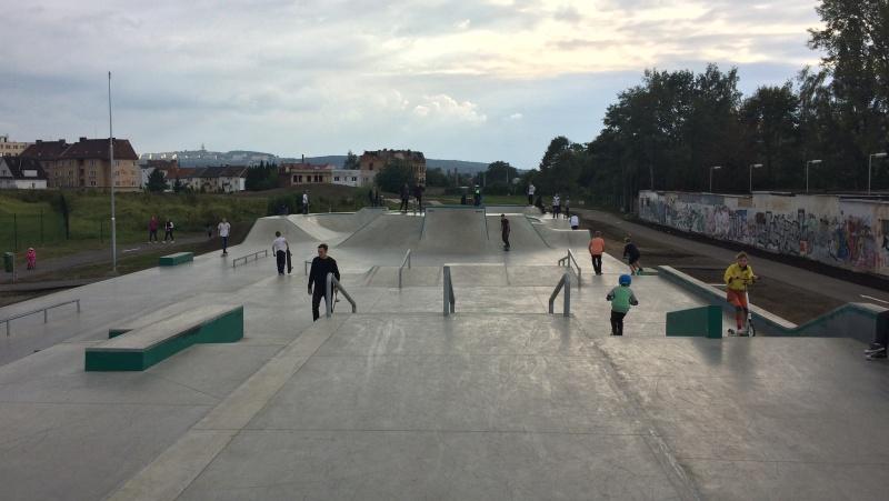 Skatepark Teplice Anger | Krušnohorci