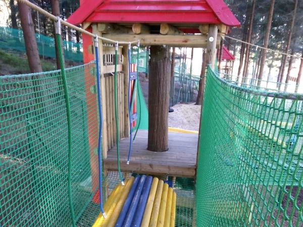 Dětský prolézačkový labyrint | Krušnohorci