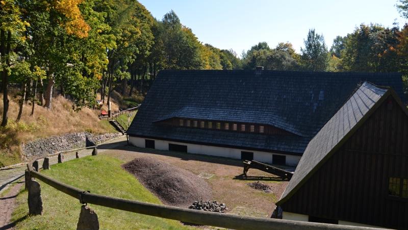 Muzeum hornictví v Altenbergu