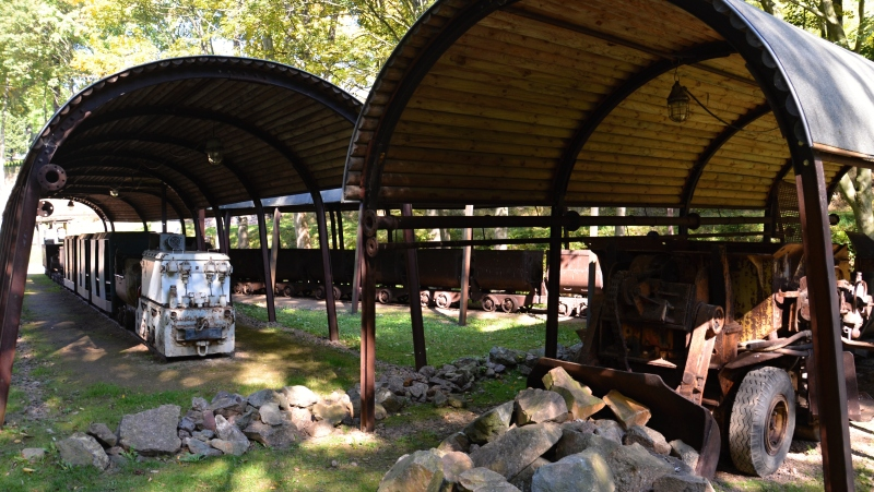 Muzeum hornictví v Altenbergu | Krušnohorci