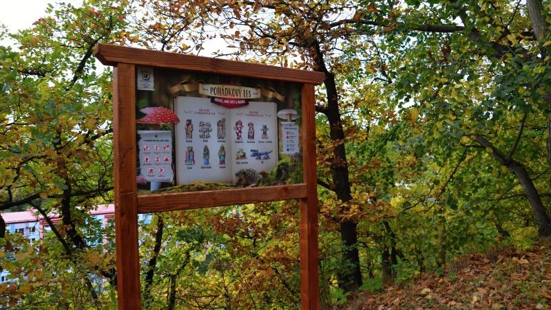 Pohádkový les v Teplicích | Krušnohorci