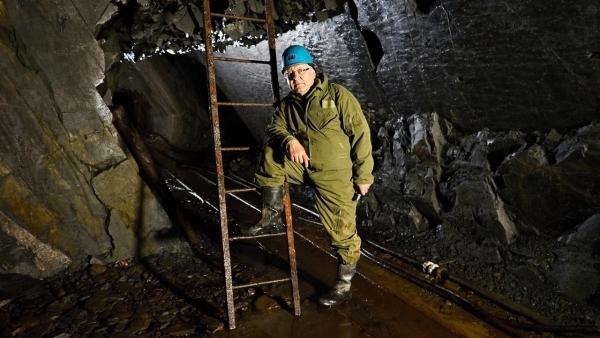 Tajuplný podzemní svět  |  Česká televize
