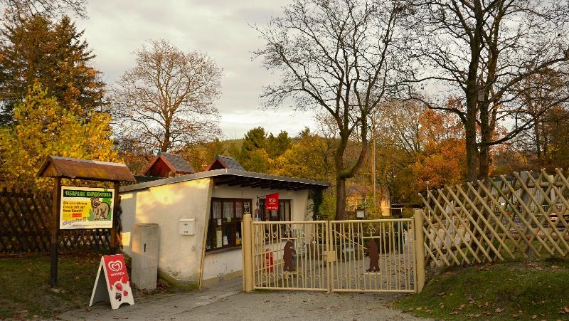 Zoo Klingenthal vchod