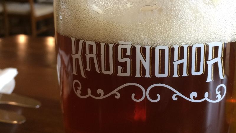 Kraslický pivovar Krušnohor