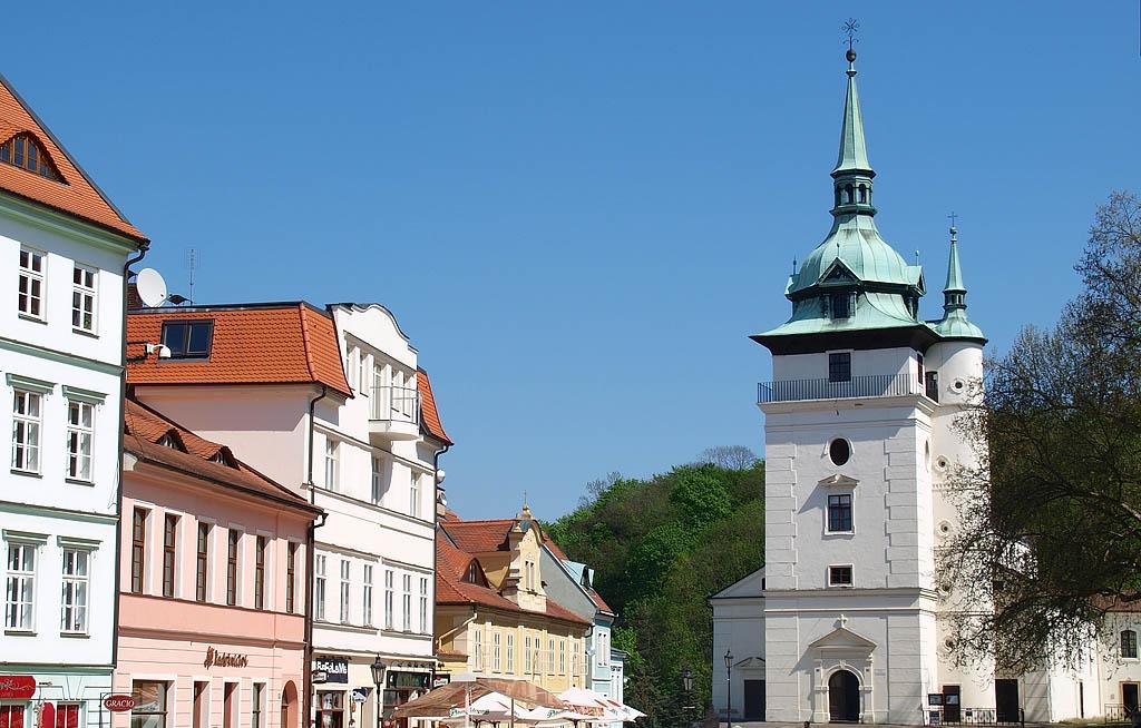 Kostel sv. Jana Křitele, Teplice