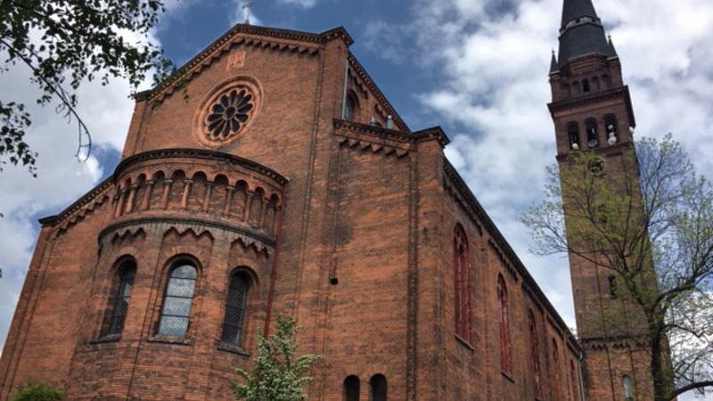 Die Kirche St. Bartolomäus