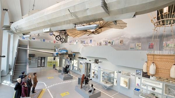 Muzeum dopravy Drážďany  |  Krušnohorci