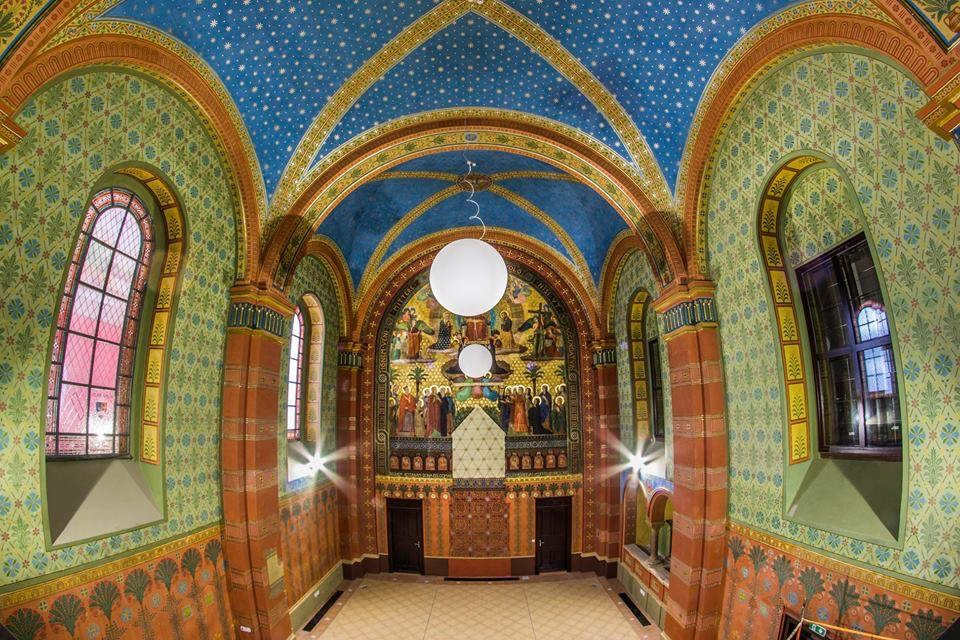 Beuronská kaple |