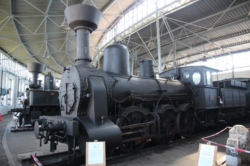 Donnersberg | Národní technické muzeum, depo Chomutov