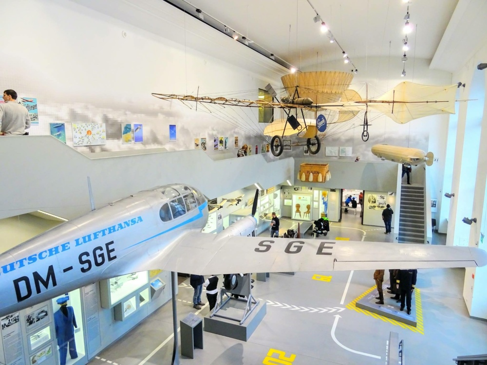 Muzeum dopravy Drážďany |