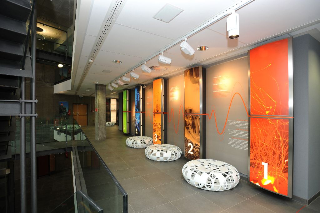 Informační centrum elektrárny Ledvice | Elektrárna Ledvice