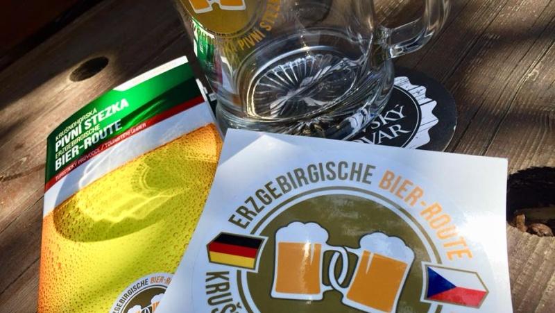 Krušnohorská pivní stezka zavede turisty do 17 pivovarů