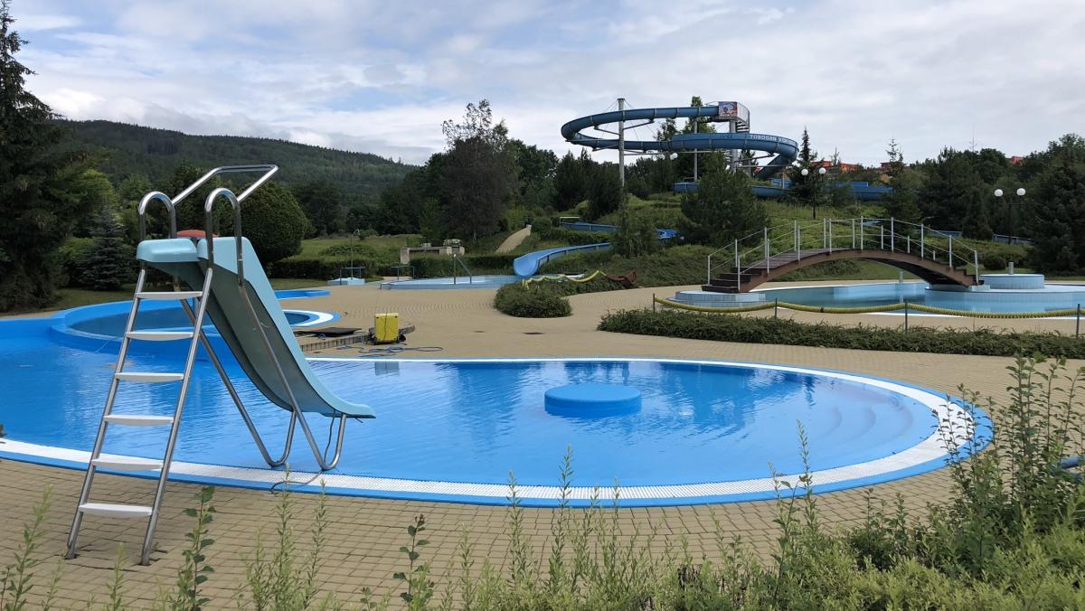 Aquapark v Klášterci | Krušnohorci