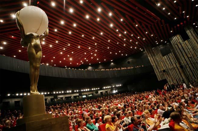 Mezinárodní filmový festival v Karlových Varech