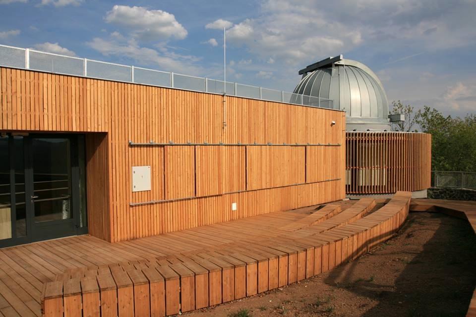 Hvězdárna a planetárium v Teplicích | Krušnohorci