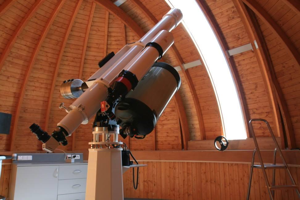 Hvězdárna a planetárium v Teplicích