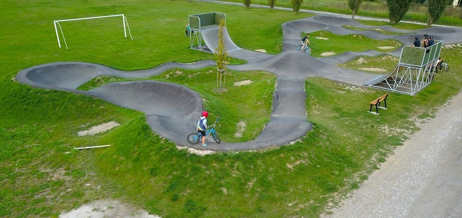Pumptrack Chodov