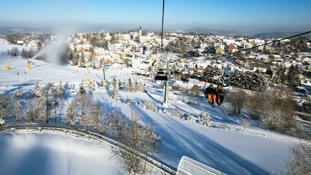 SkiArena Eibenstock  |  ---